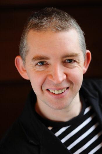 Stephen Deazley headshot