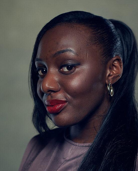 April Koyejo Audiger headshot